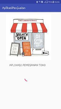 Aplikasi Penjualan di Toko poster
