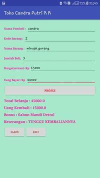 Aplikasi Penjualan di Toko screenshot 3