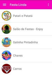 Festa Linda screenshot 1