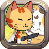 Super Cat Hero Galaxy Shooting icon