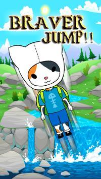 Jump & Running Adventure Boy poster
