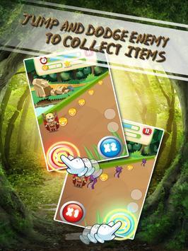 Heroes Jumping Running Arena apk screenshot