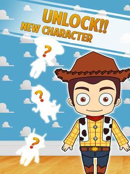 Jump & Running Cowboy Cartoon screenshot 4