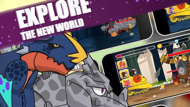 Super Poke Hero Galaxy Shooter apk screenshot