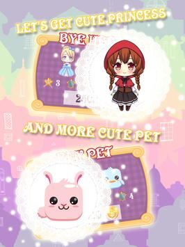 Princess Balls Matching Color apk screenshot