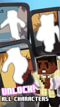 3D Shooter Missions Run Skins apk screenshot