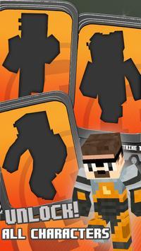 3D Life Skins Running Shooter apk screenshot