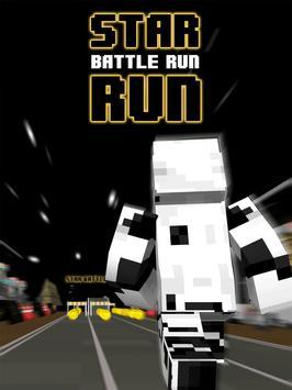3D Space Run Star Blocks Skins screenshot 3
