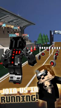 3D Human Steals Skins Running apk screenshot