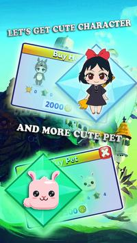 Cute Cat Cartoon Monster Match screenshot 2