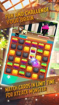 Lost Memory  Monster Matches screenshot 1