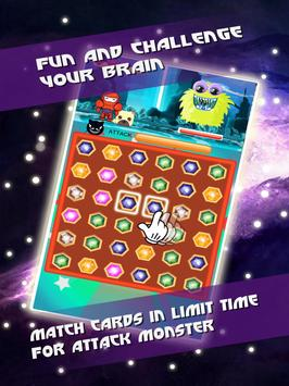 Big Boys Monster Hero Matches apk screenshot