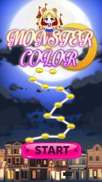 Magical Girls  Monster Matches poster