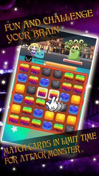 Magical Girls  Monster Matches apk screenshot