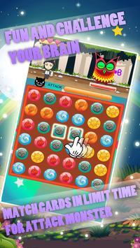 Girl Life World Monster Matche apk screenshot