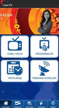 Cem TV poster