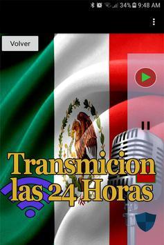 El Fonografo 720 AM Radio Mexico Online screenshot 2