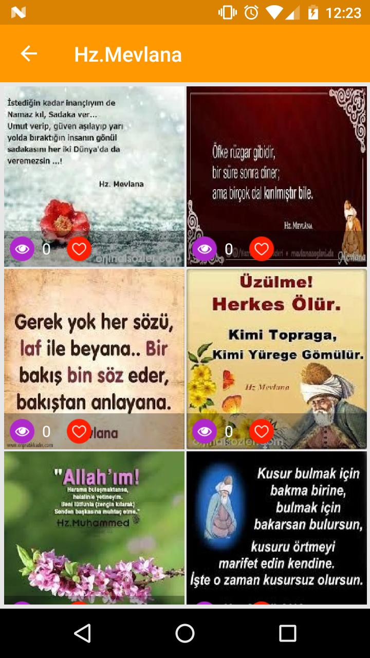 Resimli Dini Sözler for Android - APK Download