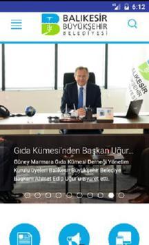 Balıkesir Belediyesi poster