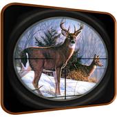 Elite Deer Sniper Hunt 3D icon