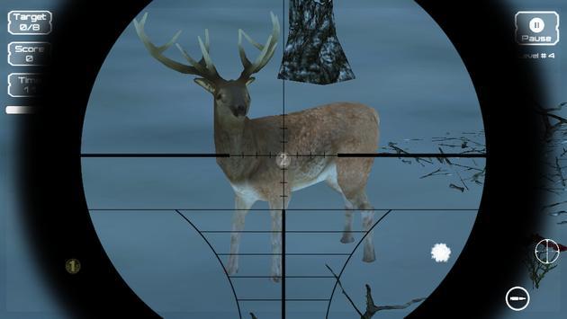 Elite Deer Sniper Hunt 3D screenshot 4