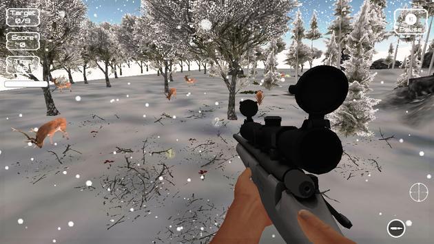 Elite Deer Sniper Hunt 3D screenshot 5