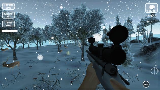 Elite Deer Sniper Hunt 3D screenshot 6