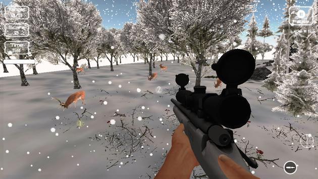Elite Deer Sniper Hunt 3D screenshot 7