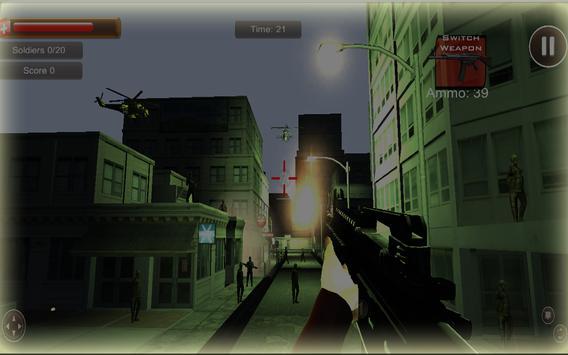 SWAT Terrorist Shooting 2016 screenshot 8