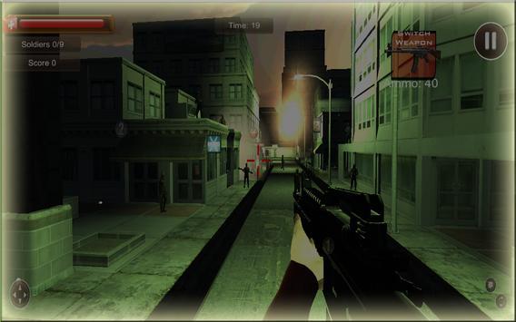 SWAT Terrorist Shooting 2016 screenshot 13
