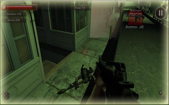 SWAT Terrorist Shooting 2016 screenshot 1