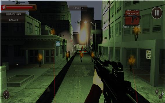 SWAT Terrorist Shooting 2016 screenshot 3