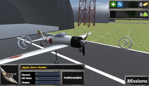 Battle of Wings Online apk screenshot