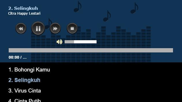 Lagu Citra Happy Lestari screenshot 3