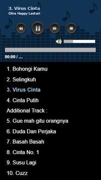 Lagu Citra Happy Lestari screenshot 2