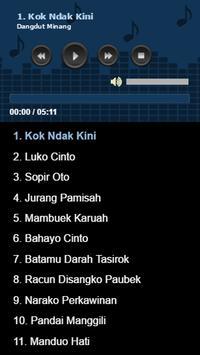 Dangdut Minang apk screenshot