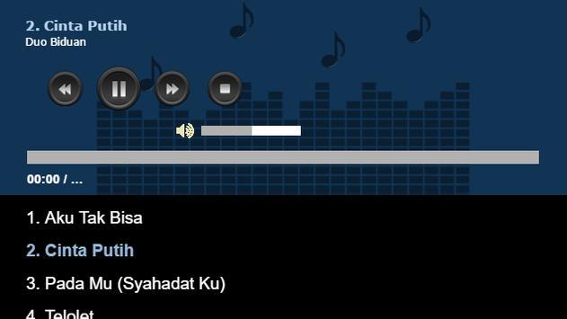 Lagu Duo Biduan apk screenshot