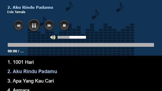 Lagu Populer Evie Tamala apk screenshot