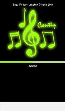 Lagu Manado Terpopuler poster
