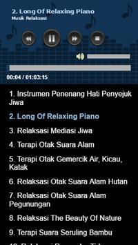 Musik Relaksasi Lengkap screenshot 2