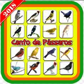 Canto de Pássaros offline icon