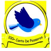 100+ Canto De Passaros icon