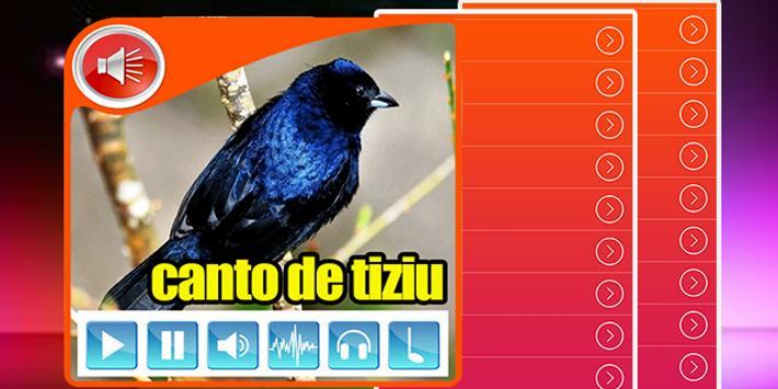 Canto De Tiziu 2017 poster