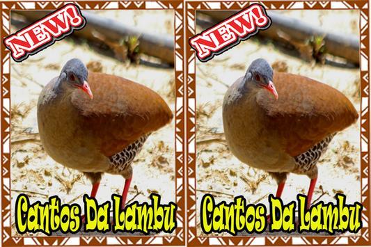 Cantos de Lambu Brasilio Mp3 apk screenshot