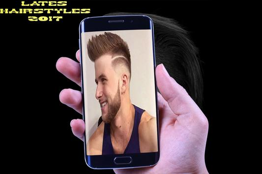 HairStyles for boys 2017 poster