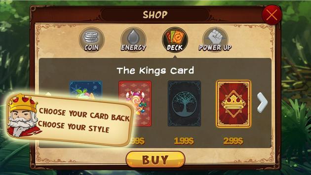 Solitaire: Treasure Hunter screenshot 1