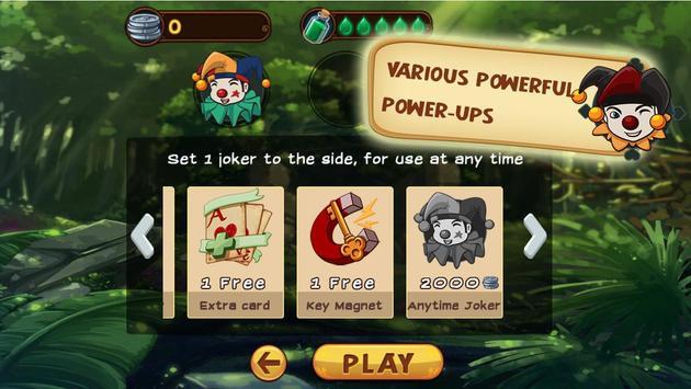 Solitaire: Treasure Hunter screenshot 2