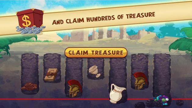 Solitaire: Treasure Hunter screenshot 4