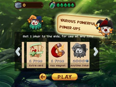 Solitaire: Treasure Hunter screenshot 5