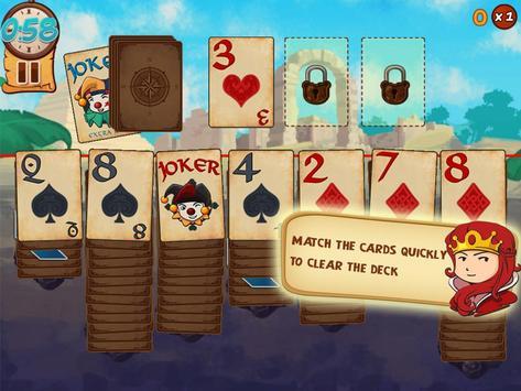 Solitaire: Treasure Hunter screenshot 6